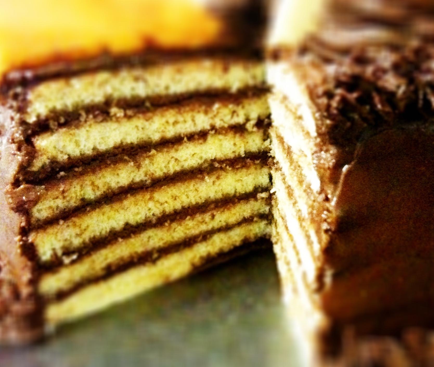 Jewish Desserts Pumpercake